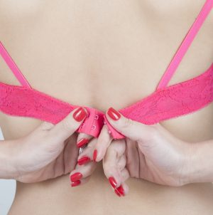 A well fitting bra can give the illusion of having a bigger bust!