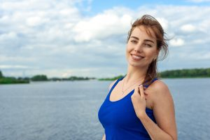 A bigger bust could be yours instantly - just by correcting your posture!