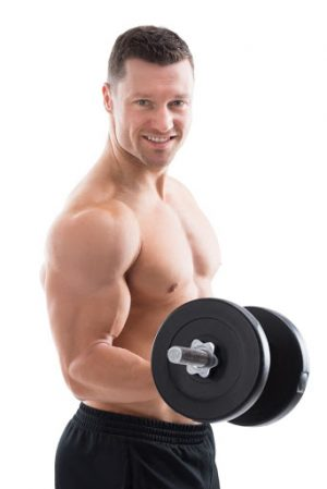 Weight-lifting is one of the best exercises to lose fat!